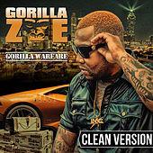 Thumbnail for the Gorilla Zoe - Gorilla Warfare link, provided by host site