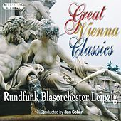 Thumbnail for the Rundfunk-Blasorchester Leipzig - Great Vienna Classics link, provided by host site