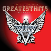 Thumbnail for the Triumph - Greatest Hits Remixed link, provided by host site
