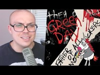 """Thumbnail for the Anthony Fantano - Green Day - """"Father of All..."""" TRACK REVIEW 