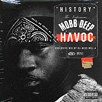 Image of Havoc linking to their artist page due to link from them being at the top of the main table on this page