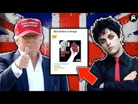 """Thumbnail for the ARTV - Green Day's """"American Idiot"""" Might Hit #1 (Thanks to Trump Troll) link, provided by host site"""