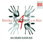 Thumbnail for the Cologne Piano Duo - GRIEG, E.: Piano Music for 4 Hands (Cologne Piano Duo) link, provided by host site