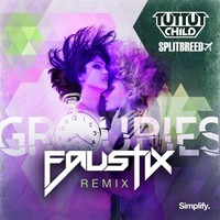Thumbnail for the Tut Tut Child - Groupies (Faustix Remix) link, provided by host site