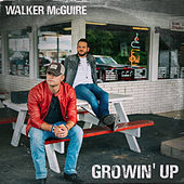 Thumbnail for the Walker McGuire - Growin' Up link, provided by host site