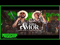 Thumbnail for the Grupo Firme - & Grupo Fernández - Me Sobra Amor link, provided by host site