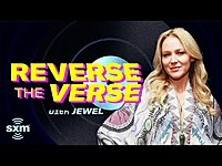 Thumbnail for the Jewel - Guesses Her Songs Played Backwards | Reverse The Verse link, provided by host site