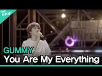 Thumbnail for the Gummy - 거미(GUMMY) - You Are My Everythingㅣ라이브 온 언플러그드(LIVE ON UNPLUGGED) 거미 편 link, provided by host site