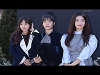 """Thumbnail for the Crayon Pop - (크레용팝) """"막내 소율아 행복하게 살아"""" (H.O.T, SOYUL, 소율, 엘린, 금미, 결혼식) [통통영상] link, provided by host site"""