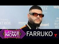 Thumbnail for the Farruko - Habla de su nuevo álbum 'La 167'   Entrevista   Latinx Now!   Entretenimiento link, provided by host site