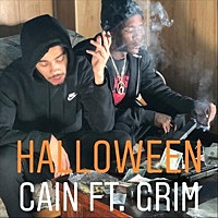 Thumbnail for the Cain - Halloween link, provided by host site