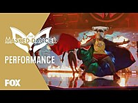 """Thumbnail for the The Masked Singer - Hammerhead Performs To """"Don't Let Me Be Misunderstood"""" 