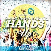 Thumbnail for the Sound Beach - Hands Up (Remixes) link, provided by host site