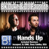 Thumbnail for the BK Duke - Hands Up (Remixes) link, provided by host site