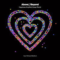 Thumbnail for the Above and Beyond - Happiness Amplified (Josep Remix) link, provided by host site
