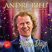 Thumbnail for the André Rieu - Happy Days link, provided by host site