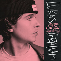 Thumbnail for the Lukas Graham - Happy For You (Albert Remix) link, provided by host site
