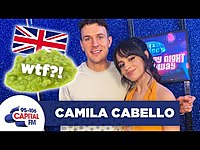 Thumbnail for the Camila Cabello - Has Gone FULL British Filming 'Cinderella' 🇬🇧 | Saturday Night Takeaway | Capital link, provided by host site