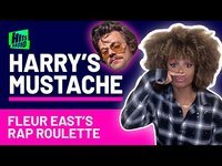 Thumbnail for the Harry Styles - Has grown a moustache and the world is divided! #RapRoulette #shorts link, provided by host site