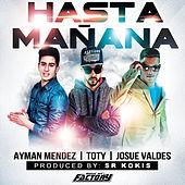 Thumbnail for the Ayman Mendez - Hasta Mañana link, provided by host site
