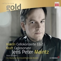 Thumbnail for the Deutsche Kammerphilharmonie Bremen - Haydn & Kraft: Cello Concertos and Cello Sonata link, provided by host site