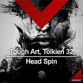 Thumbnail for the Tough Art - Head Spin link, provided by host site