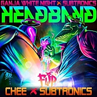 Thumbnail for the Ganja White Night - Headband (Flip) link, provided by host site