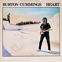 Thumbnail for the Burton Cummings - Heart link, provided by host site