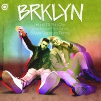 Thumbnail for the BRKLYN - Heart of the City [Myon Signature Remix] link, provided by host site