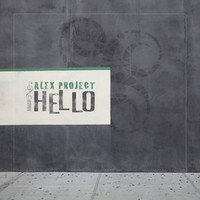 Thumbnail for the Alex Project - Hello link, provided by host site