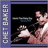 Image of Chet Baker linking to their artist page due to link from them being at the top of the main table on this page