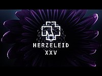 Thumbnail for the Rammstein - Herzeleid (XXV Anniversary Edition - Remastered) link, provided by host site