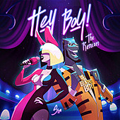 Thumbnail for the Sia - Hey Boy (The Remixes) link, provided by host site