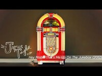 Thumbnail for the James Taylor - Hey Mister That's Me Up on the Jukebox (Nashville) link, provided by host site