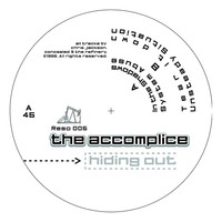 Thumbnail for the Accomplice - Hiding Out link, provided by host site