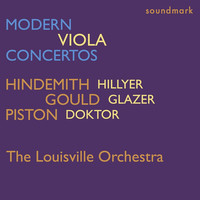 Thumbnail for the The Louisville Orchestra - Hindemith - Concert Music for Viola and Large Orchestra, Op. 48 - III. Lebhaft - Vivace link, provided by host site