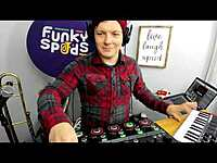Thumbnail for the Funky Spuds - Hip-Hop Loopstation Livestream Brass Medley - Dr.Dre, DMX, M.O.P., Snoop Dogg link, provided by host site
