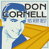 Thumbnail for the Don Cornell - His Very Best link, provided by host site