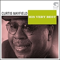 Thumbnail for the Curtis Mayfield - His Very Best link, provided by host site