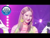 Thumbnail for the EXID - Hit Song Medley - DDD + HOT PINK + Up & Down [Yu Huiyeol's Sketchbook/] link, provided by host site