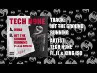 Thumbnail for the Tech N9ne - Hit The Ground Running link, provided by host site