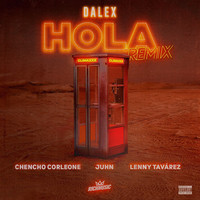 Thumbnail for the Dalex - Hola (Remix) link, provided by host site