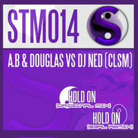 Thumbnail for the A.B - Hold On - S3RL Remix link, provided by host site