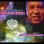 Thumbnail for the Zigaboo Modeliste - Holiday Kiss *A Song For Holidays* link, provided by host site