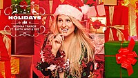 Thumbnail for the Meghan Trainor - Holidays Premiere link, provided by host site