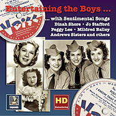 Thumbnail for the The Andrews Sisters - Hollywood Canteen: Corns for my country link, provided by host site