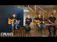 """Thumbnail for the Craig Morgan - """"Holy Water"""" (We The Kingdom) - Fridays At Four link, provided by host site"""