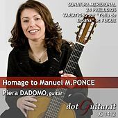 Thumbnail for the Piera Dadomo - Homage to Manuel M. Ponce link, provided by host site