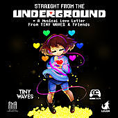 Thumbnail for the James Landino - Hopes and Dreams (from UNDERTALE) link, provided by host site