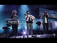 Thumbnail for the Ziggy Alberts - Heaven Pt. II (Live at Riverstage 2019) link, provided by host site